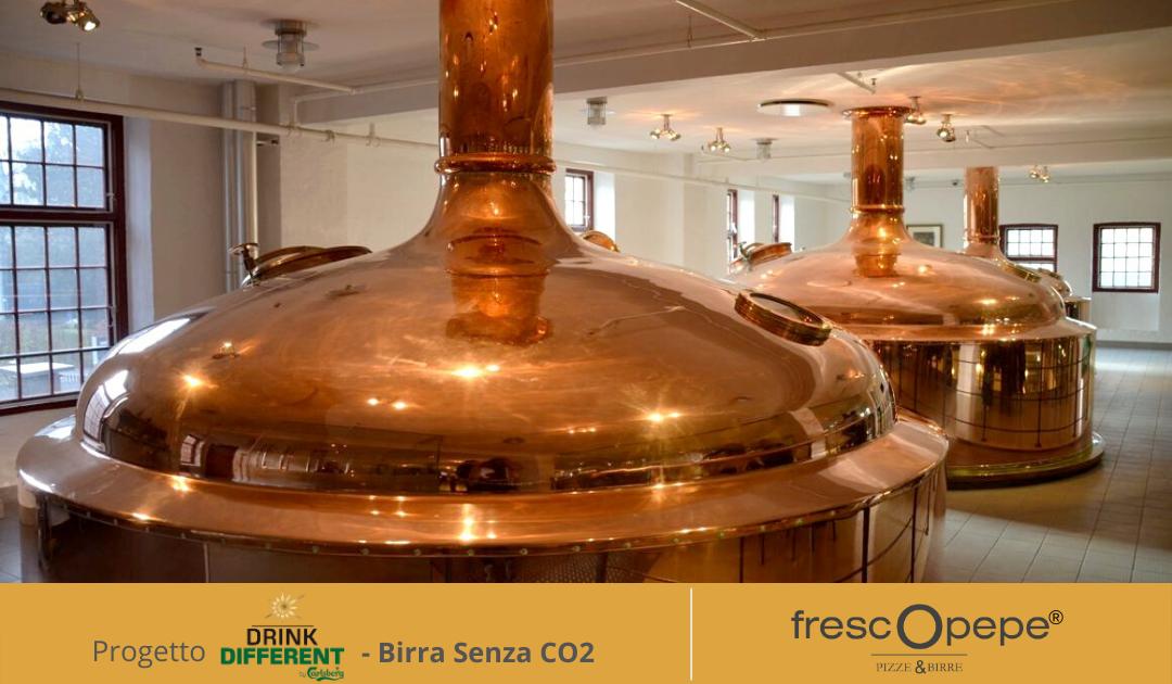 Birra senza CO2 - frescOpepe®