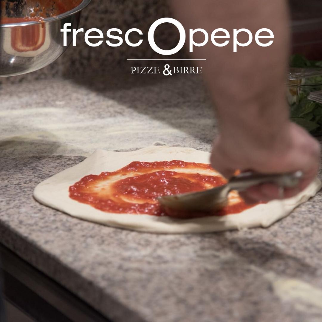 Pizza Napoletana - frescOpepe® - Reggio Calabria